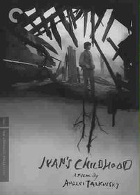 Ivan's Childhood - (Region 1 Import DVD)