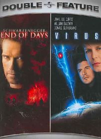 End of Days/Virus - (Region 1 Import DVD)