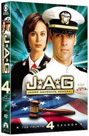 Jag:Fourth Season - (Region 1 Import DVD)
