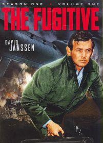 Fugitive:First Season Vol One - (Region 1 Import DVD)