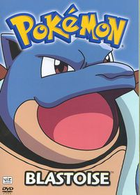 Pokemon 10th Anniversary No. 5: Blastoise - (Region 1 Import DVD)