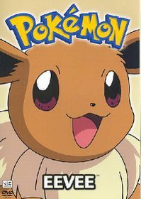 Pokemon 10th Anniversary No 6:Eevee - (Region 1 Import DVD)