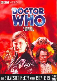 Doctor Who:Ep 159 Survival - (Region 1 Import DVD)
