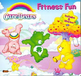 Care Bears Fitness Fun - (Region 1 Import DVD)