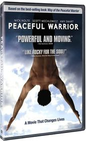 Peaceful Warrior - (Region 1 Import DVD)