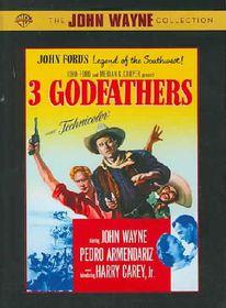 3 Godfathers - (Region 1 Import DVD)