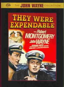 They Were Expendable - (Region 1 Import DVD)