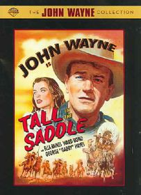 Tall in the Saddle - (Region 1 Import DVD)