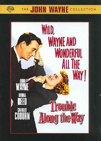 Trouble Along the Way - (Region 1 Import DVD)
