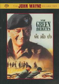 Green Berets - (Region 1 Import DVD)