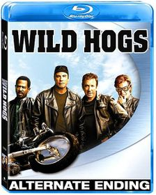 Wild Hogs - (Region A Import Blu-ray Disc)