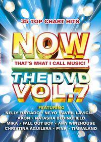 Now the DVD Vol. 7 (DVD)