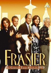 Frasier-Season 3 - (Import DVD)