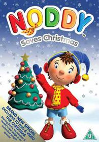 Noddy Saves Christmas - (Import DVD)