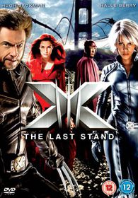 X-Men 3-Last Stand - (Import DVD)