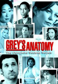 Grey's Anatomy - Series 2 - (parallel import)