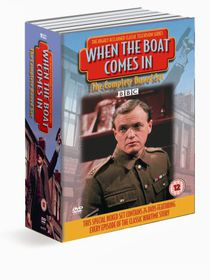 When the Boat Comes In - Complete Collection - (Import DVD)