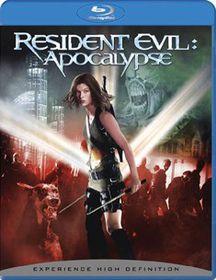 Resident Evil Apocalypse - (Import Blu-ray Disc)