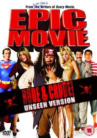 Epic Movie - (Import DVD)