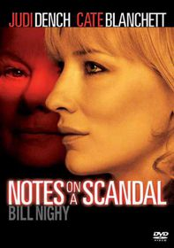 Notes on a Scandal (2006) - (DVD)