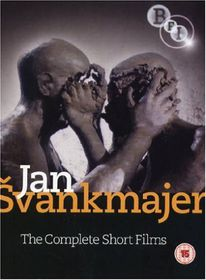Svankmajer Shorts - (Import DVD)