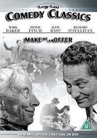 Make Me an Offer - (Import DVD)