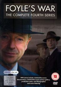 Foyle's War-Series 4 Box Set - (Import DVD)