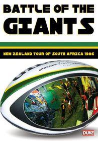 Battle of Giants-Nz Vs Sa - (Import DVD)