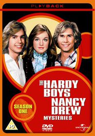 Hardy Boys-Season 1 - (Import DVD)