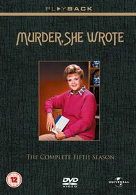 Murder She Wrote-Series 5 - (parallel import)