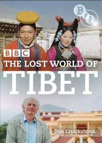 Lost World of Tibet - (Import DVD)