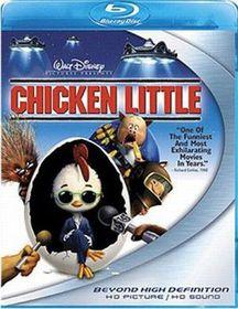Chicken Little - (Import Blu-ray Disc)