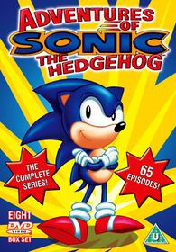 Sonic the Hedgehog Complete - (Import DVD)