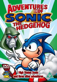 Sonic the Hedgehog-High Stakes - (Import DVD)