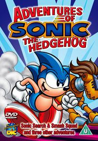 Sonic the Hedgehog - Sonic Search & Smash Squad - (Import DVD)