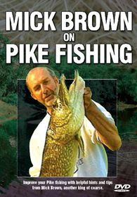 Mick Brown on Pike Fishing - (Import DVD)
