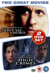 Don't Say a Word/High Crimes - (Import DVD)