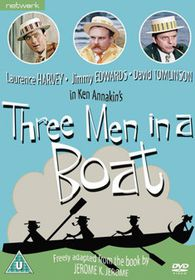 Three Men in a Boat - (Import DVD)