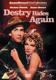 Destry Rides Again - (Import DVD)