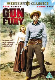 Gun Fury - (Import DVD)