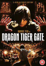 Dragon Tiger Gate - (Import DVD)