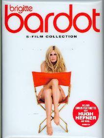 Brigitte Bardot Boxset - (Region 1 Import DVD)