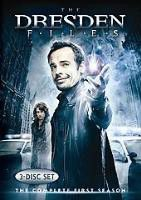 Dresden Files Season 1 - (Region 1 Import DVD)