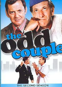 Odd Couple:Second Season - (Region 1 Import DVD)