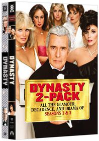 Dynasty Season 1 & 2 - (Region 1 Import DVD)