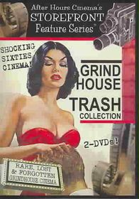 Grindhouse Trash Collection - (Region 1 Import DVD)