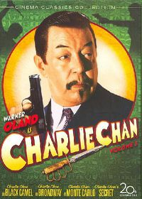 Charlie Chan Collection Vol 3 - (Region 1 Import DVD)