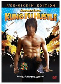 Kung Fu Hustle - (Region 1 Import DVD)