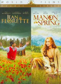 Manon of the Spring/Jean De Florette - (Region 1 Import DVD)