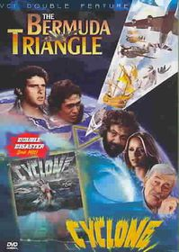 Bermuda Triangle/Cyclone - (Region 1 Import DVD)